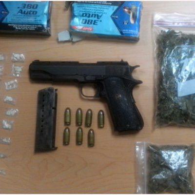Con armas y droga, detienen a presunto jefe de narco-célula en Playa del Carmen