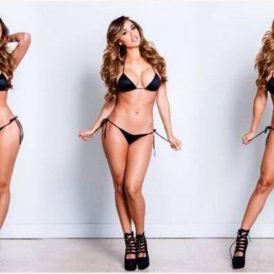 LA ÚLTIMA CONEJITA DEL DESIERTO: Eligen a Ana Cheri para ser la última modelo en posar desnuda para Playboy en EU