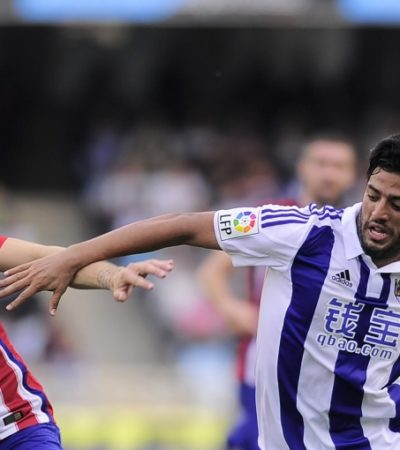 """""""EN ENERO NO SÉ QUÉ PUEDA PASAR"""": El cancunense Carlos Vela saldría de la Real  Sociedad para saltar a la MLS en EU"""