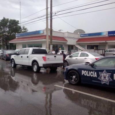 PRESENTAN DENUNCIA POR ASALTO: Confirman robo de $622,373 a diligenciero en un banco de Cancún