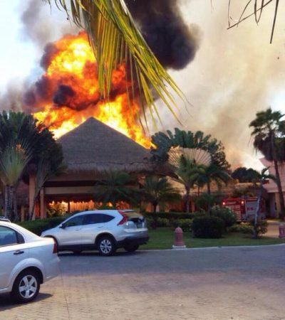 Cerrará durante 2 meses hotel Iberostar Playacar tras devastador incendio