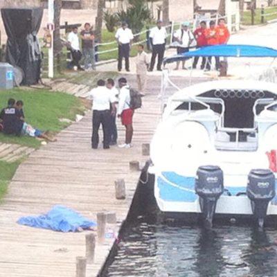 Abren investigación penal por fatal accidente de lancha en la Zona Hotelera de Cancún