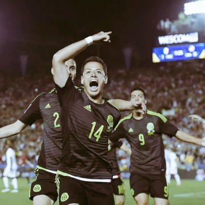 EL TRI RECOMPONE EL RUMBO: Derrota México 3-2 a EU y obtiene su pase a la Confederaciones de Rusia 2018