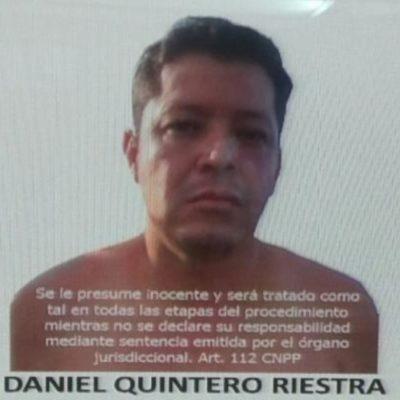 LAS VACACIONES FALLIDAS DE 'EL DANY QUINTERO': Capo de Guadalajara llegó por carretera y se hospedaba en la Zona Hotelera de Cancún