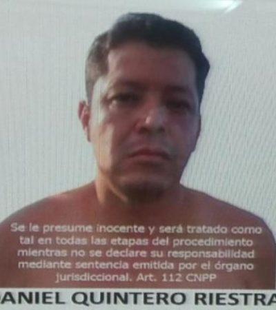 Dan formal prisión a capo de CJNG detenido en Quintana Roo e implicado en crimen de ex secretario de Turismo en Jalisco