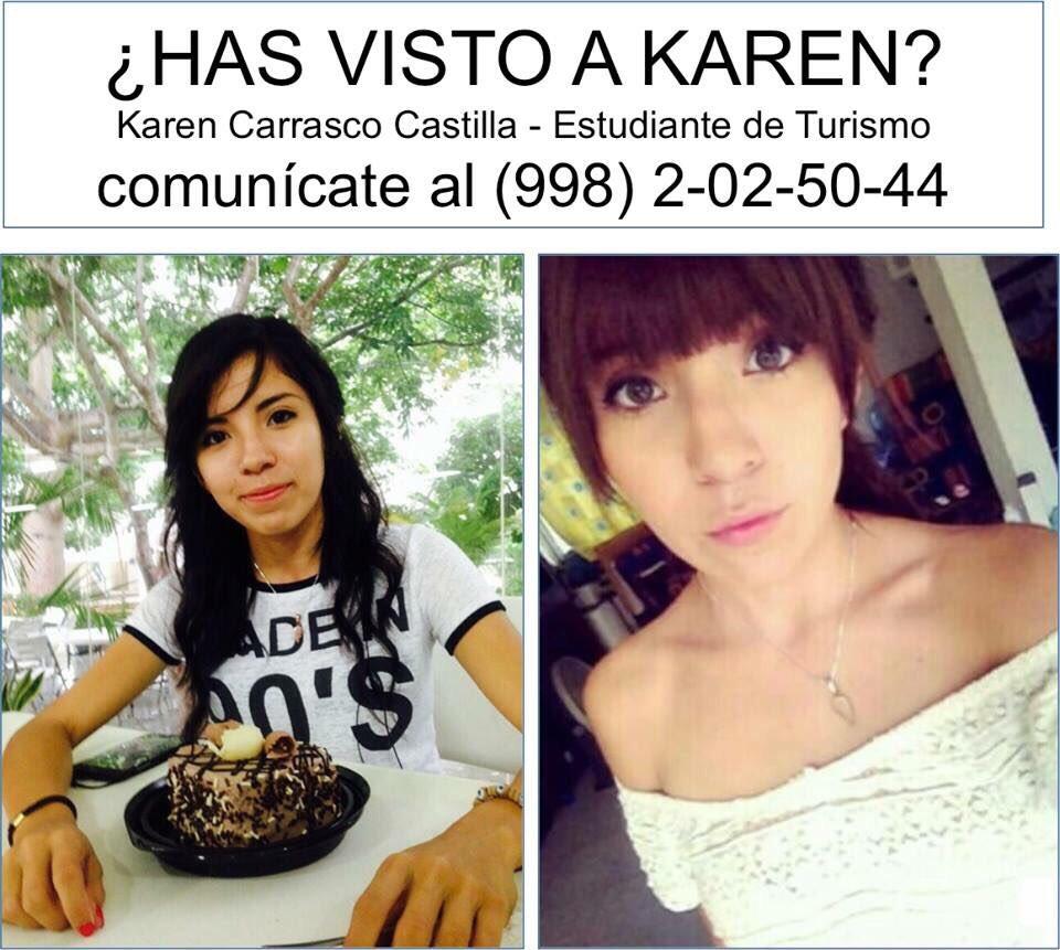 OTRO FEMINICIDIO EN CANCÚN: Hallan asesinada a estudiante de la Unicaribe en área verde de la Avenida Chac Mool; ayer fue reportada desaparecida