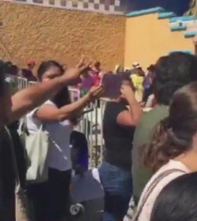 MORENA, PARTIDO ACÉFALO EN QR: Conflictos internos mantienen sin dirigencia al movimiento de López Obrador de cara a elección del 2016
