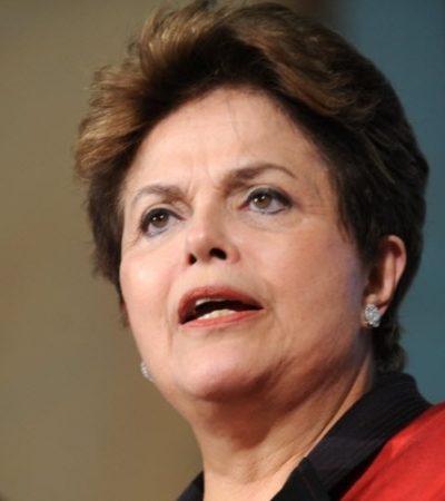 PONEN A DILMA ROUSSEFF CONTRA LAS CUERDAS: Abren camino para un juicio político contra Presidenta de Brasil por escándalo de corrupción