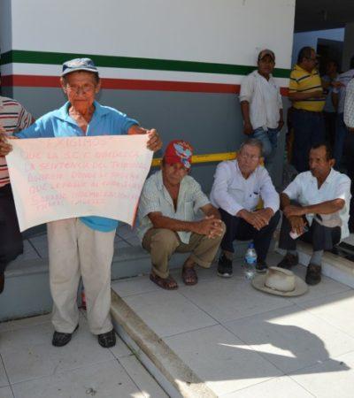 SE LAS HACEN CANSADA: Incumple SCT con pago de indemnizaciones por 60 mdp a ejidatarios de Juan Sarabia