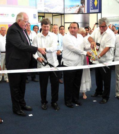 Inauguran en Cozumel Conferencia Anual de la Asociación de Cruceros de Florida y El Caribe