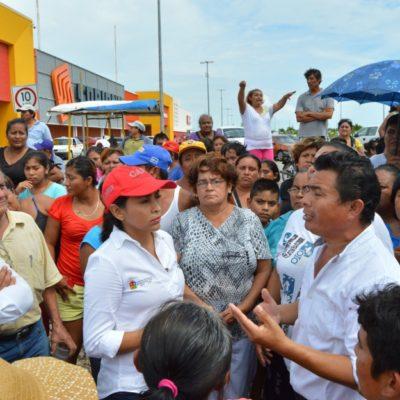 """""""NUNCA SE HABÍA INUNDADO TANTO COMO AHORA"""": Claman ayuda chetumaleños damnificados por lluvias"""