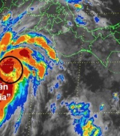 PODEROSA 'PATRICIA' AMENAZA A JALISCO: Con vientos de 325 kph, alcanza huracán categoría 5 y se dirige a costas del Pacífico; temen catástrofe