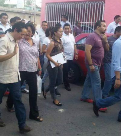 ABRE CARLOS FRENTE DE BATALLA EN CANCÚN: Arremeten 'bots' contra Subsecretario de Turismo y éste sale a las calles en abierta precampaña