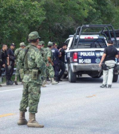 Investigan a banda de secuestradores 'Del Jetta Negro' detenida en Xpujil por atracos en Chetumal y otros poblados del sur de QR