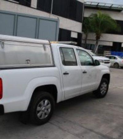 Consignan a pareja de colombianos detenida en aeropuerto de Cancún con cocaína; enfrentan de 10 a 25 años de cárcel