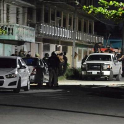 En operativo del Ejército y judiciales, detienen a 5 integrantes de la banda de 'Los Tobas' en Chetumal