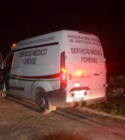 """""""ANDABA EN MALOS PASOS"""": Identifican a menor de 16 años ejecutado hace casi 20 días en la colonia Santa Cecilia de Cancún"""