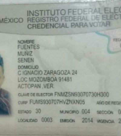 Interceptan en el aeropuerto de Cancún a 2 salvadoreños con documentos falsos