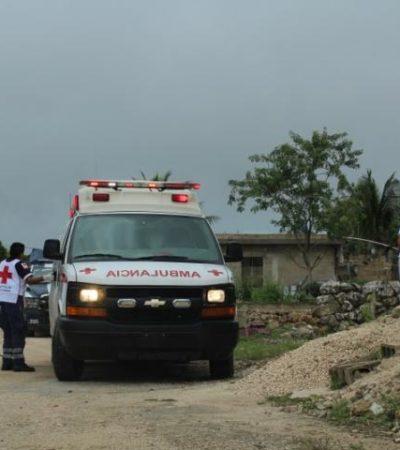 Se suicida en Cuna Maya una mujer agobiada por la diabetes y otros problemas personales