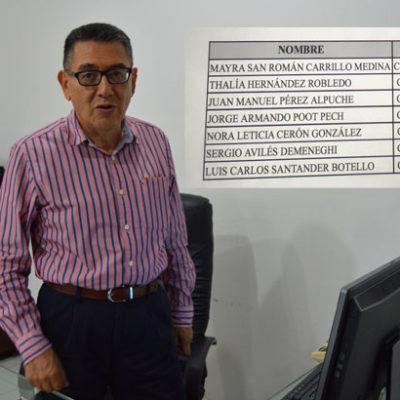 Lista 'filtrada' de presuntos elegidos para integrar el OPLE en QR no es la definitiva, dice el INE