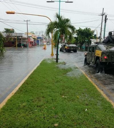 SUSPENDEN CLASES EN OPB Y BACALAR: Por lluvias, confirman que no habrá clases en todos los niveles educativos sólo en 2 de 10 municipios de QR