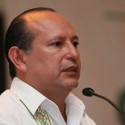 Rompeolas: Súbito ascenso, mejor dicho descenso, del diputado Machuca