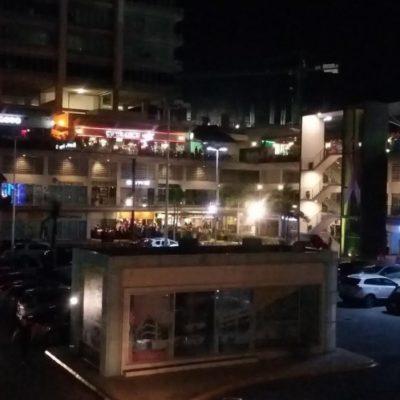 YA PAGABAN CUOTA Y OTRO QUERÍA VOLVER A COBRAR: Ataque en bar 'Q-Litros' de Plaza Solare, por presunto intento de doble cobro de derecho de piso