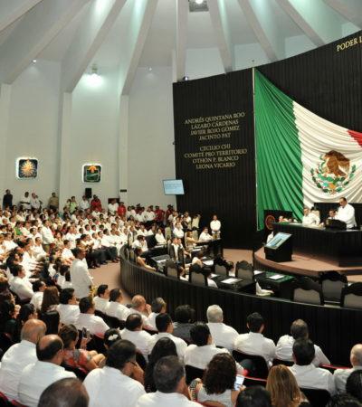 """BORGE ATIZA CONTRA CARLOS JOAQUÍN: Usa Gobernador tribuna del Congreso para atajar a """"falsos mesiánicos"""" que """"por apellido"""" buscan poder"""