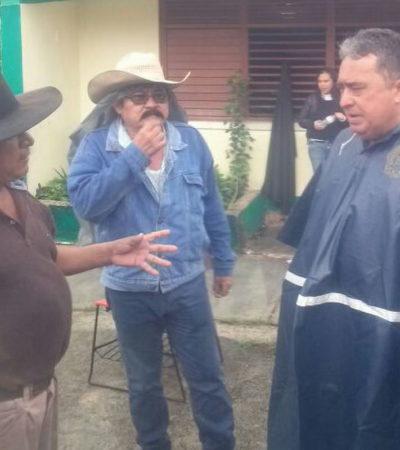 BUSCAN RETORNAR A LA NORMALIDAD: No existe ninguna zona de desastre; recursos del Fonden, para garantizar atención, dice Mendicuti