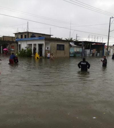 Dicen que hospitales funcionan de manera normal en Chetumal y mantienen alertas por problemas de salud
