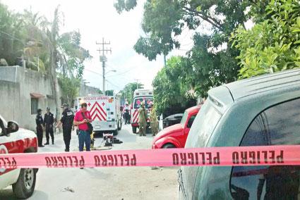 TRAGEDIA EN UN TALLER: Muere mecánico adolescente aplastado por una camioneta al fallar gato hidráulico