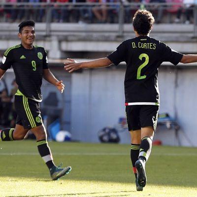 AVANZA LA SUB-17 A CUARTOS CON FACILIDAD: México golea 4-1 al anfitrión Chile en Copa del Mundo