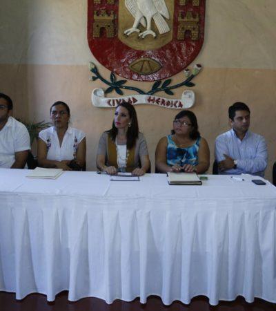 """VALLADOLID, """"ENDEUDADO Y SAQUEADO"""": A un mes de tomar el control, Alcaldesa de Morena dice que ya están arreglando el desorden heredado"""