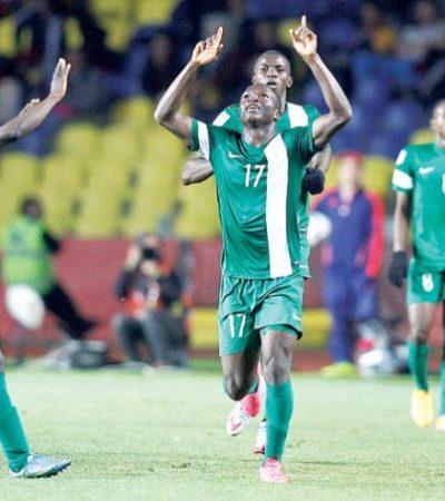 CAE MÉXICO EN SEMIFINALES: Derrota Nigeria 4-2 al Tri Sub 17 y avanza a la final de Mundial en Chile junto con Malí