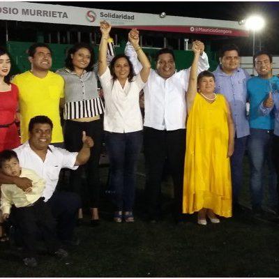 SOLIDARIDAD, MUNICIPIO 'ACÉFALO' POR AFANES SUCESORIOS: Fustiga Orlando Muñoz insensibilidad, deuda y campaña adelantada de autoridades