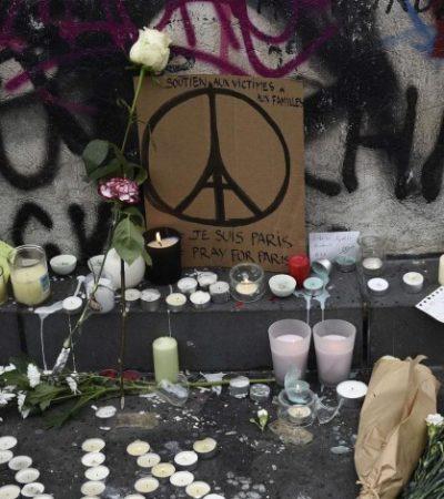 ESTADO ISLÁMICO REIVINDICA ATAQUES A FRANCIA: Fijan en al menos 128 muertos y más de 250 heridos el saldo de atentados simultáneos en París