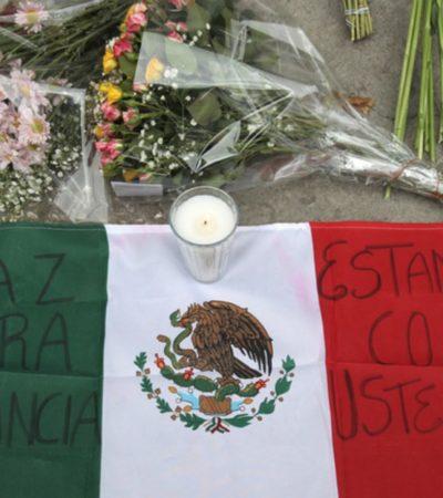 ALCANZAN ATENTADOS A MÉXICO: Confirman la muerte de dos mexicanas en los ataques terroristas de París; uno más, herido, está fuera de peligro