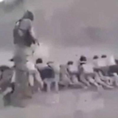 Difunden video de ejecución de 200 niños por el Estado Islámico en Siria