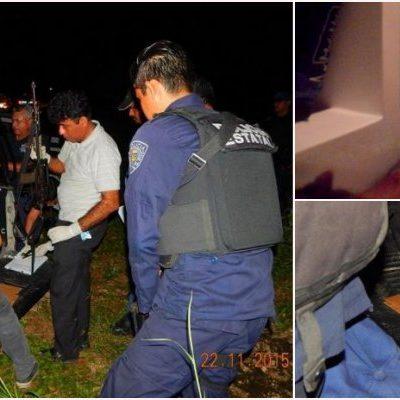 EXCESO POLICIACO EN LA RIBERA DEL RÍO HONDO: Agentes rurales matan a balazos a un cortador de caña en el poblado de Allende; detienen a 3