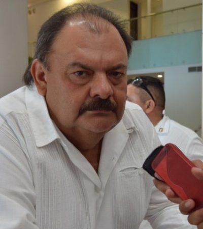 """""""TODOS ESTÁN EN LA JUGADA"""": Rechaza Abuxapqui que ya sea 'Chanito' Toledo el candidato del PRI en QR; """"para mí no es gallo"""", dice el Alcalde"""