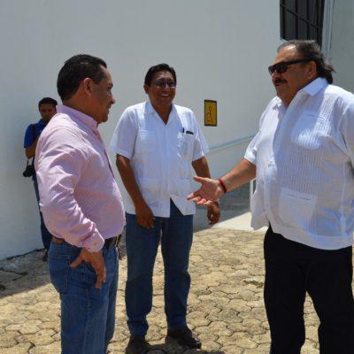 """""""HAREMOS UN SACRIFICIO ESTA QUINCENA"""": Guillotina Abuxapqui compensaciones en el Ayuntamiento capitalino"""