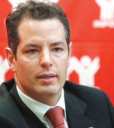 Designa PRI a Alejandro Murat como precandidato único al gobierno de Oaxaca