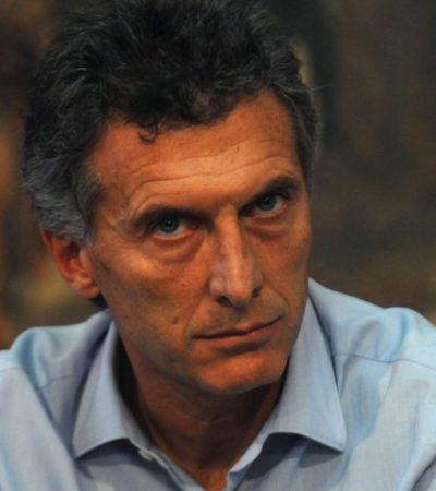 ES MACRI VIRTUAL PRESIDENTE ELECTO DE ARGENTINA: Primeros datos oficiales dan ventaja a candidato opositor por encima de Daniel Scioli