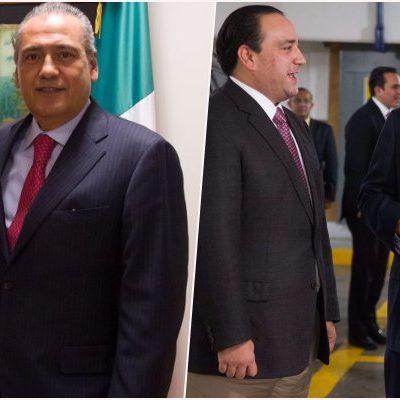 Tras polémica por freno a la paridad y candados a independientes en Ley Electoral, Borge viaja al DF para ver a Manlio Fabio Beltrones