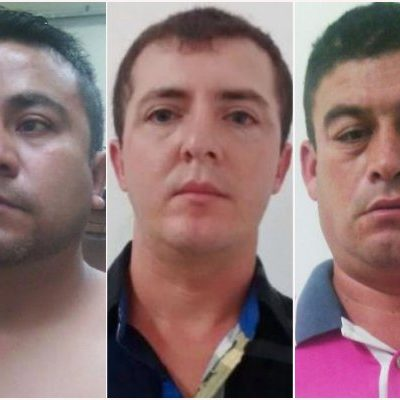 DESMANTELAN CÉLULA DEL CJNG EN CANCÚN: Confirman detención de 3 hombres ligados a narcobodega en Bonfil y trailer con pseudoefedrina