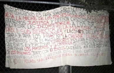 """APARECE NARCOMANTA EN COZUMEL: Lanzan supuestas acusaciones contra elementos de la policía """"munisipal"""""""
