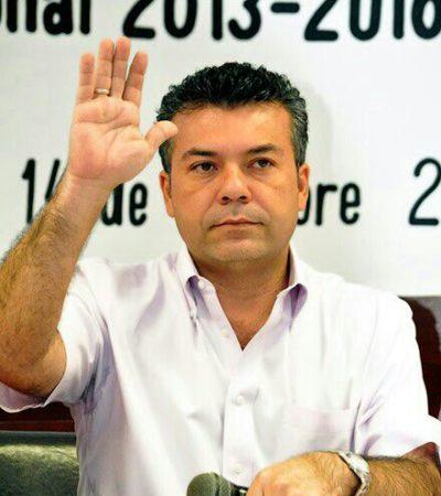 MAURICIO, EL 'SEÑOR DE LAS BODEGAS': El alcalde de Solidaridad sigue violando leyes con campaña | Por Carlos Cantón Zetina
