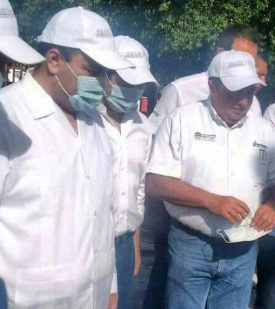 Pide Mendicuti a ciudadanos poner su parte para prevenir el dengue y el chikungunya