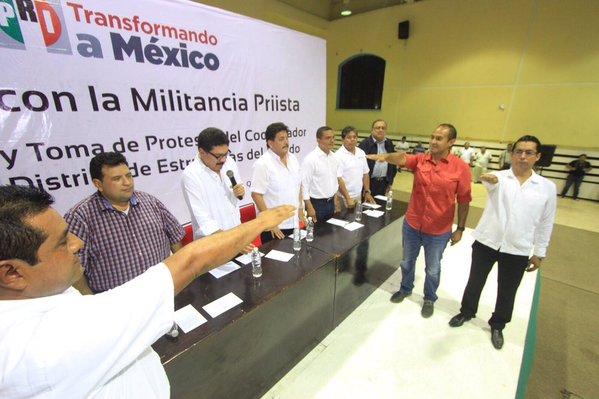 JUAN CARRILLO, 'MAPACHE': Nombran a secretario del Ayuntamiento de Isla Mujeres como operador del PRI para comicios del 2016