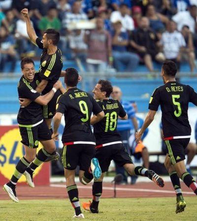ROMPE EL TRI LA MALDICIÓN DE SAN PEDRO SULA: Vence México 2-0 a Honduras en su propia casa para seguir con paso perfecto en la Concacaf